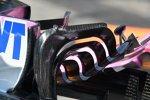 Frontflügel des Force India