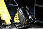 Frontflügel des Renault