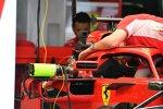 Rückspiegel Ferrari