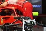 Vordere Dämpfer Ferrari