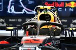 Halo bei Red Bull