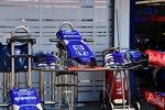 Frontflügel Toro Rosso