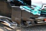 Bargeboard des Mercedes