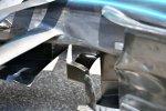 Unterboden Mercedes
