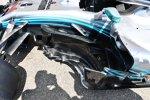 Bargeboard Mercedes