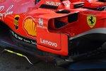 Seitenkasten des Ferrari