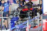 Vorderradaufhängung Toro Rosso