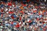 Fans in Hockenheim