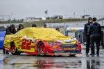 Regen in Loudon: Joey Logano (Penske)
