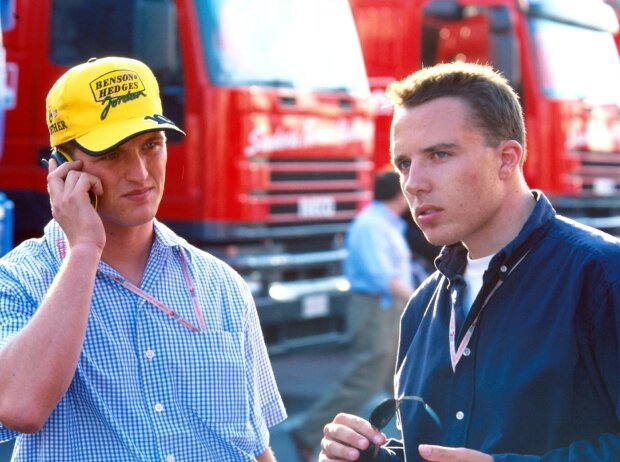 Ralf Schumacher, Jonathan Williams