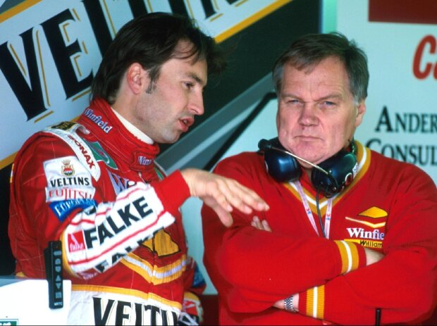 Heinz Harald Frentzen, Patrick Head