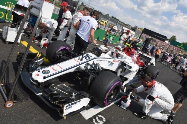 Charles Leclerc Sauber Alfa Romeo Sauber F1 Team F1 ~Charles Leclerc (Sauber) ~