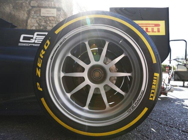 18-Zoll-Räder von Pirelli