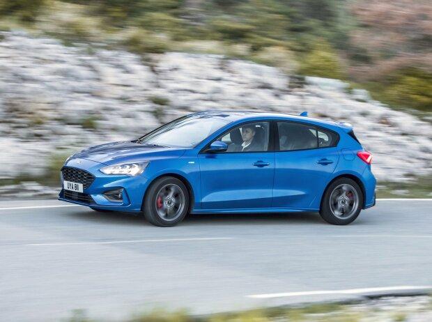 Ford Focus 2019 Im Test Ein Vollkommen Neues Auto