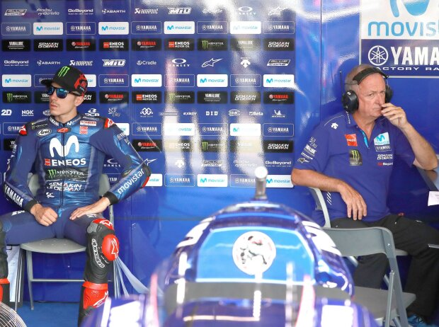 Maverick Vinales, Ramon Forcada