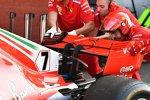 Heckflügel von Ferrari