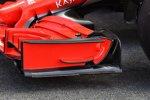 Frontflügel von Ferrari