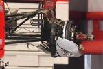 Vorderachse von Ferrari