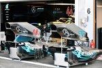 Verkleidung von Mercedes