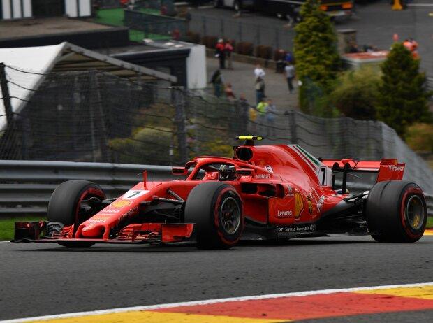 Formel 1: Vettel siegte in Spa vor Hamilton und Verstappen