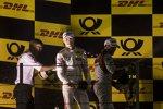 Paul di Resta (HWA-Mercedes) und Robin Frijns (Abt-Audi)