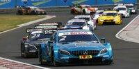 Die DTM-Asse starten Anfang September 2018 auf dem Nürburgring