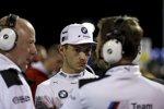 Marco Simoncelli und Marco Wittmann (RMG-BMW)