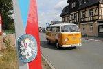 Sachsen Classic 2018: Volkswagen Bus T2 a/b