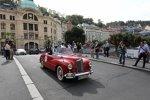 Sachsen Classic 2018: Sunbeam Alpine Mk 1