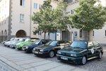 Sachsen Classic 2018: Volkswagen Classic brachte insgesamt acht Klassiker an den Start
