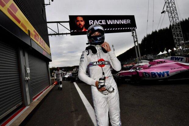 Lance Stroll Williams Williams Martini Racing F1 ~Lance Stroll (Williams) ~