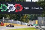 Max Verstappen (Red Bull) und Daniel Ricciardo (Red Bull)