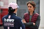 Sergio Perez (Racing Point) und Esteban Gutierrez