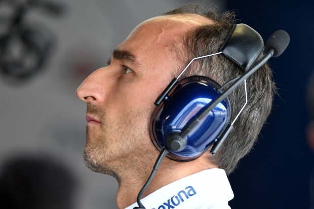 Robert Kubica Williams Williams Martini Racing F1 ~Robert Kubica ~