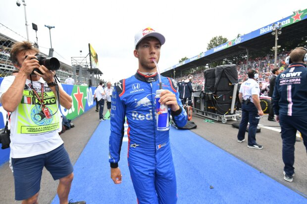 Pierre Gasly Toro Rosso Red Bull Toro Rosso Honda F1 ~Pierre Gasly (Toro Rosso) ~