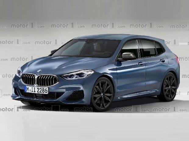 BMW 1er 2019 Rendering