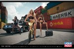 Liqui Moly Girls Kalender 2019 - April