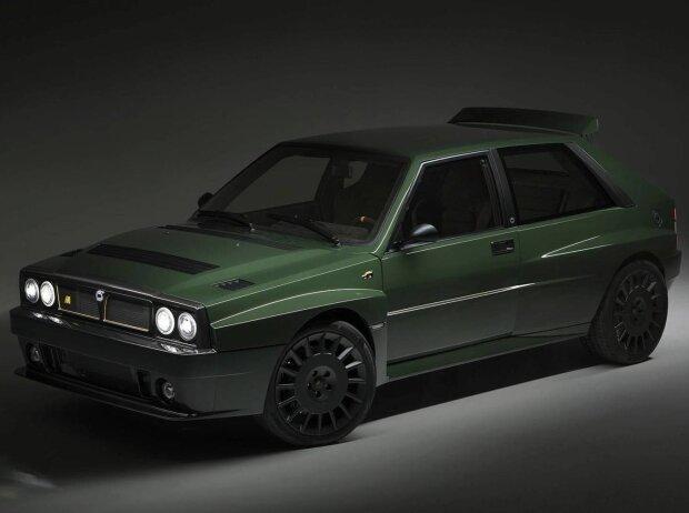 Lancia Delta Futurista von Automobili Amos
