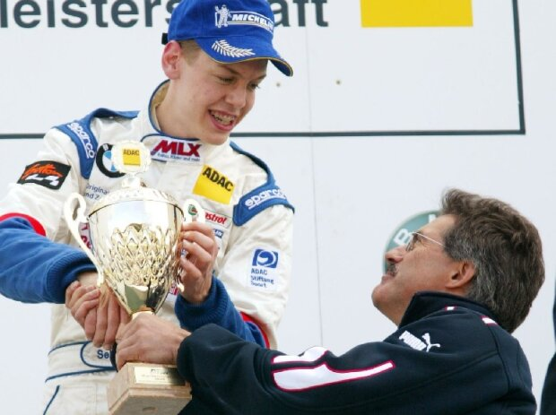Sebastian Vettel, Mario Theissen