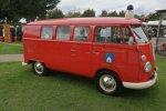 Besuch aus Deutschland: Dieser VW T1 diente einst der Freiwilligen Feuerwehr in Moers-Kapellen.