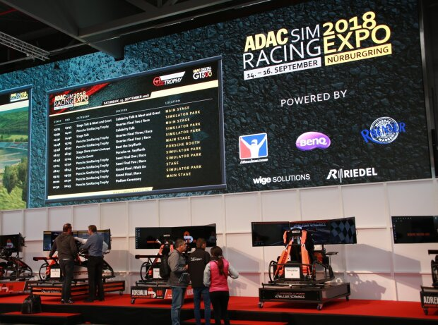 Simracing Expo 2018