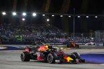 Max Verstappen (Red Bull), Valtteri Bottas (Mercedes) und Kimi Räikkönen (Ferrari)