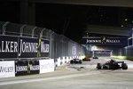 Max Verstappen (Red Bull) und Valtteri Bottas (Mercedes)