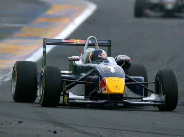 Sebastian Vettel, Formel 3, 2006
