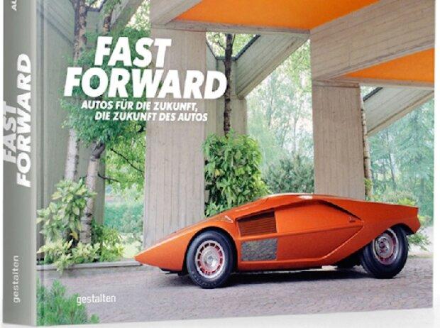 Buchcover Robert Klanten/Maximilian Funk/Jan Karl Baedeker  Fast Forward - Autos fu?r die Zukunft, die Zukunft des Autos Die Gestalten Verlag
