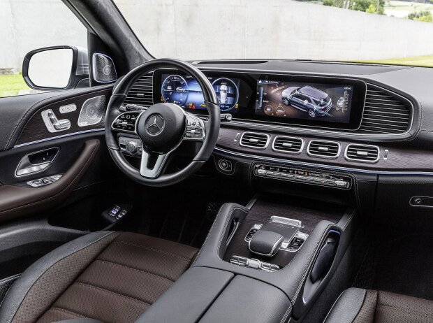 Mercedes Gle 2019 Infos Zur Neuen Grossen Suv Generation
