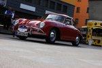ADAC Europa Classic 2018: Porsche 356 A - 1600 Coupé (1959)
