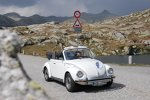ADAC Europa Classic 2018: VW Käfer 1303 LS Cabriolet von 1979 aus der Autostadt