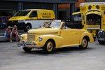 ADAC Europa Classic 2018: Opel Kapitän Cabrio