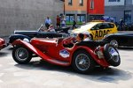 ADAC Europa Classic 2018: S.S. Jaguar 100 3,5 Litre (1938)